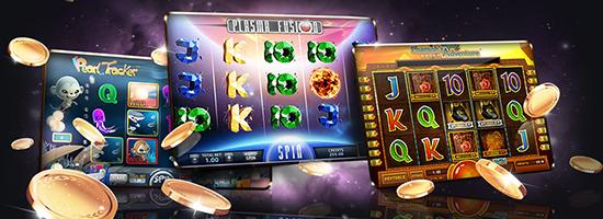 Slot machine free game