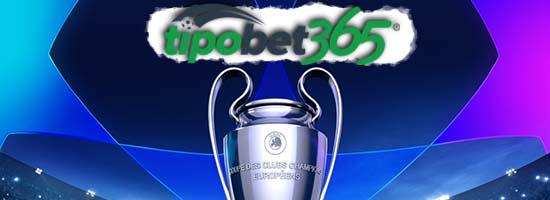 Tipobet365 sitesinde şampiyonlar ligi bahisleri nasıl yapılır