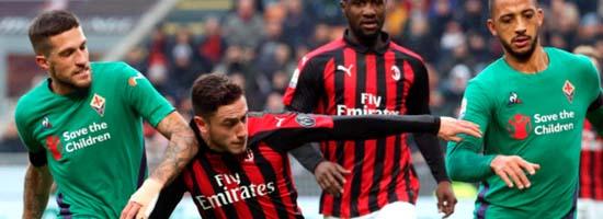 Fiorentina - Milan maçının iddaa tahminlerini yazımızda bulabilirsiniz.