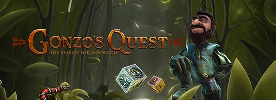 Gonzo's Quest online slot oyunu